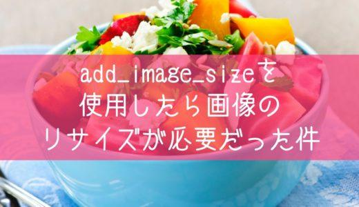 add_image_sizeを使用したら画像の生成が必要だった件
