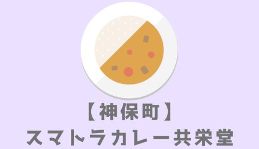 【神保町・カレー】スマトラカレー共栄堂に行ってきた!